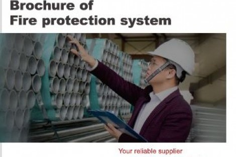 BROCHURE OF FIRE PROTECTION SYSTEM